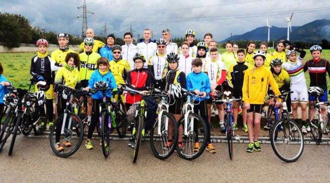 Triathlon Team Sassari con i Giovani