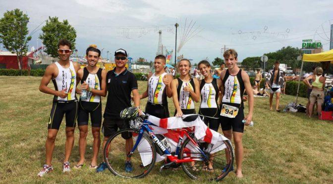 Campionati Italiani categoria GIOVANI …. TTS Presente !!