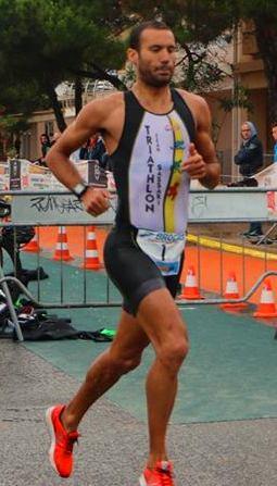 Fabio Tramonte corsa a Torregrande 2016