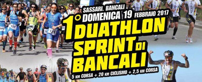 Duathlon sprint di Bancali