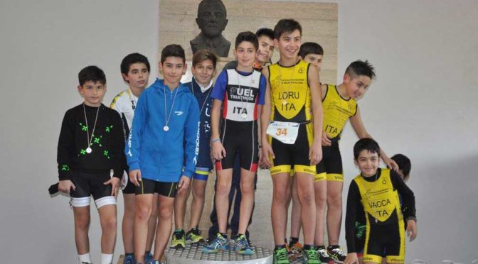 Cagliari: assegnati i titoli regionali di DUATHLON Giovanile