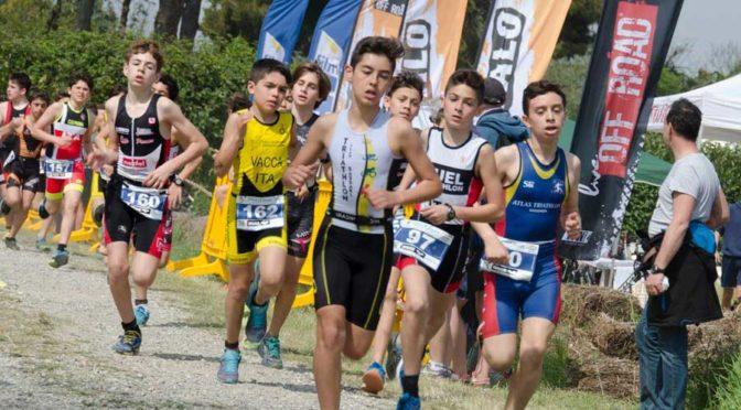 Campionati italiani giovanili a Paestum