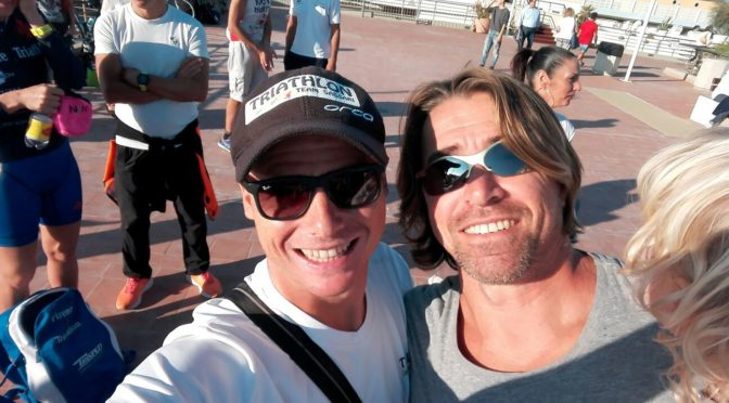 Triathlon Sprint Marina di Pisa – Fabrizio Baralla torna alla vittoria in una gara nazionale