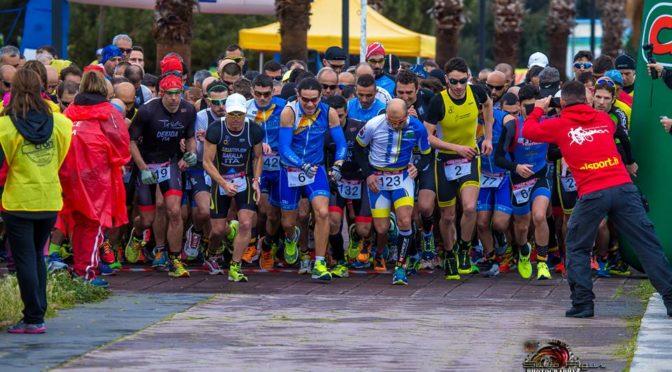 Il Triathlon Team Sassari vola in testa alla Coppa Sardegna