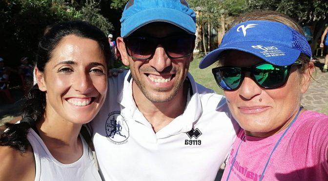 Triathleti Estivi in versione Runners ….. alla conquista di Villanova Monteleone !! Ottimo terzo posto per Alice Capone.