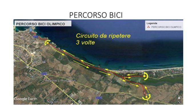 In anteprima la Start List del Triathlon Olimpico Golfo dell'Asinara