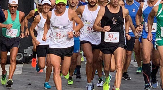 Sassari Osilo ….. un allenamento decisamente impegnativo per i Triathleti del TTS !!