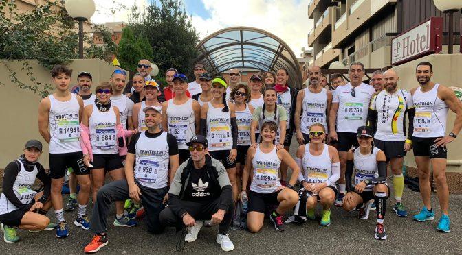 """""""Road to Cagliari"""" Triathleti in trasferta, Runners per un giorno !!"""