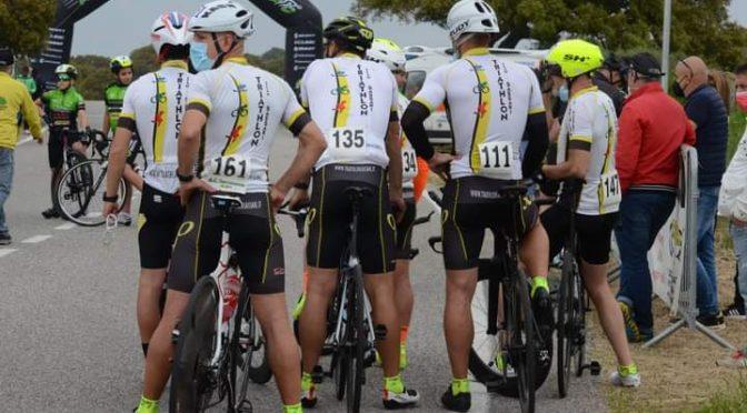 """""""Ottimo esordio per la sezione ciclismo del Triathlon Team SS"""""""
