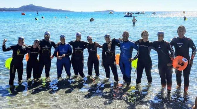 Week end MULTISPORT per gli atleti del Triathlon Team Sassari